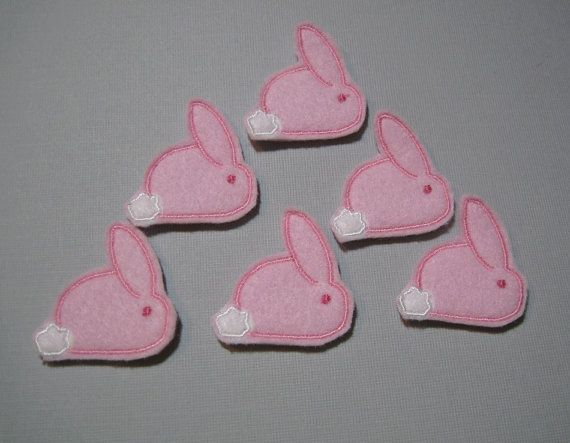 pink lil bunnies!