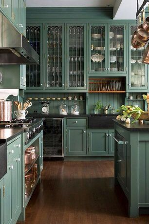 Sherwin Williams Dard Hunter Green Home Kitchens Dark Green