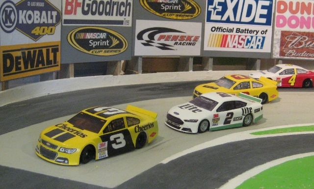 First Image Of Magracing S New Nascar Oval Track And Cars Chevy