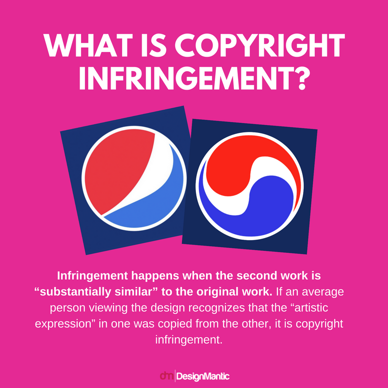 Do you know what is Copyright Infringement? For designers