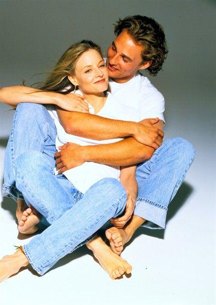 Jodie Foster & Matthew McConaughey:  pretty