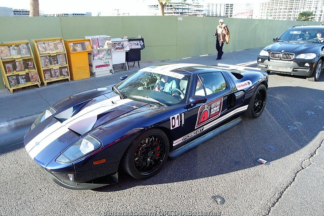 2005 Ford Gt Twin Turbo 5 4 1400 Hp 6 Speed Mecum Auctions Ford Gt Ford Luxury Cars