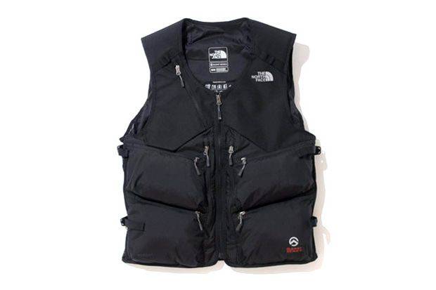 The North Face Powder Guide Vest.