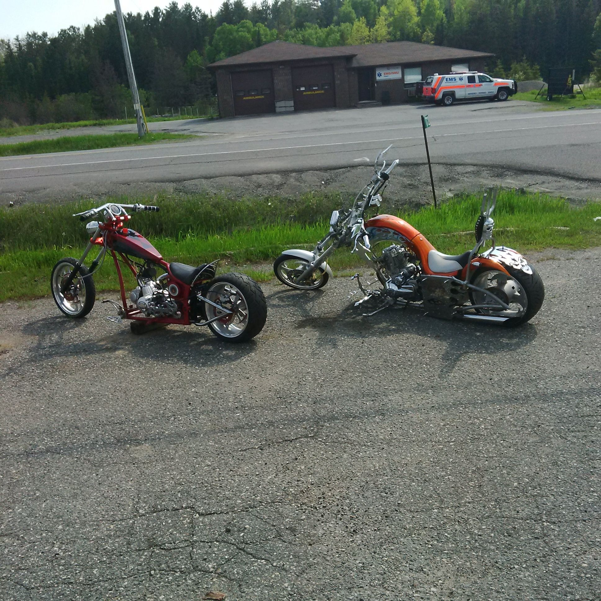150 Cc And 200cc Mini Chopper Motorcycles Mini Chopper Mini Chopper Motorcycle Mini Motorbike