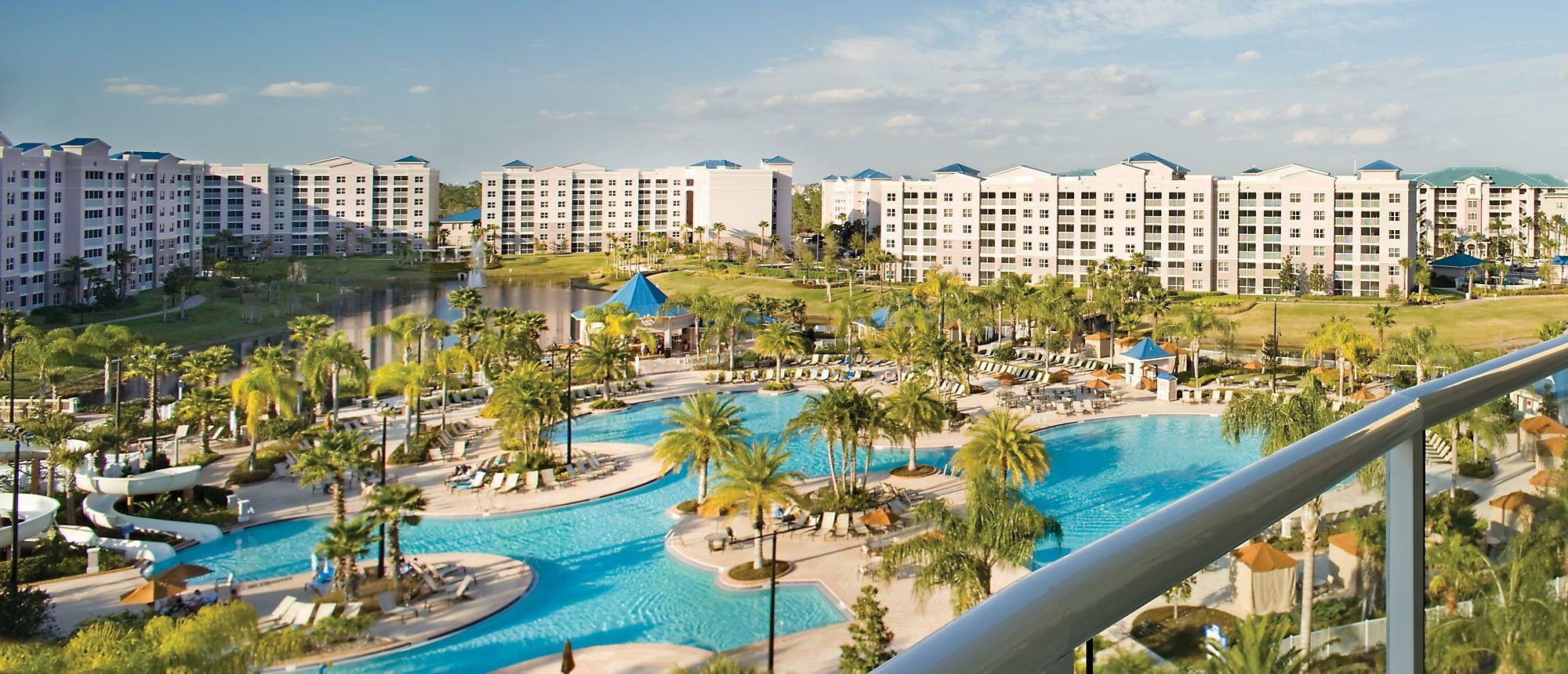 The Fountains Resort Fountain resort