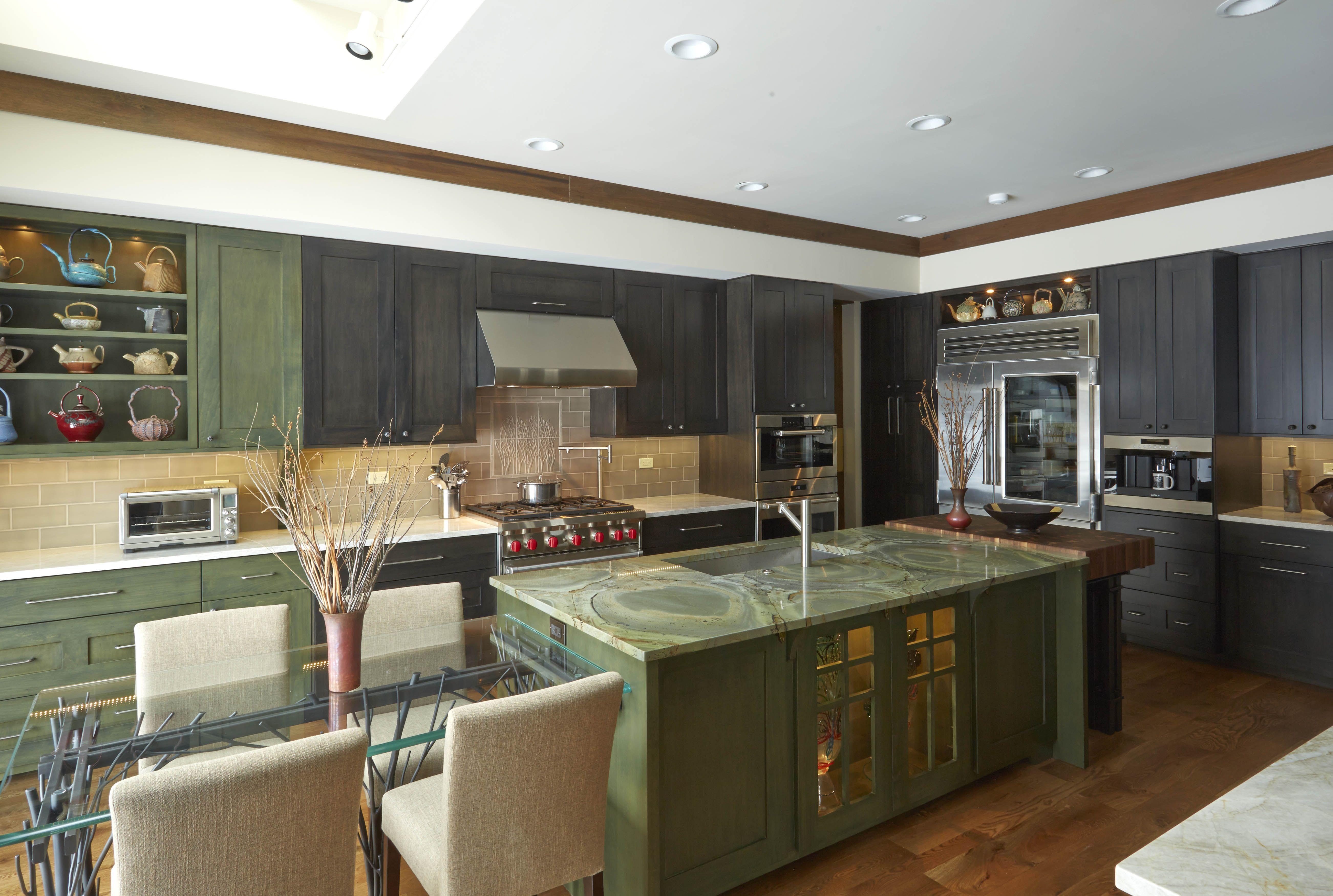Uncategorized Kitchen Design Group prairie style kitchen designed by lisa murphy ddk design group glenview il