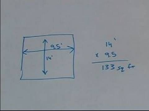 Construction Math For Building Materials How To Calculate Area In Square Yards Calculate Area Building Materials Construction