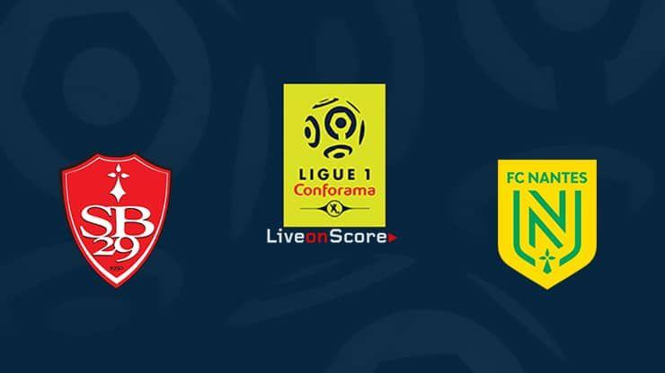 Brest Vs Nantes Preview And Prediction Live Stream Ligue 1 2019 2020 Brest Nantes Predictions