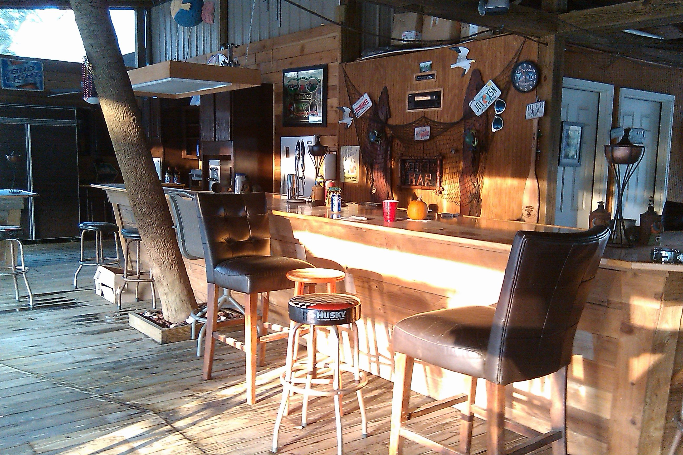 My Back Yard Bar & Grill!!! | Bar b que grills, My dream home
