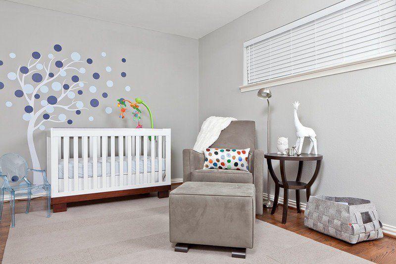 Décoration chambre bébé garçon en bleu \u2013 36 idées cool