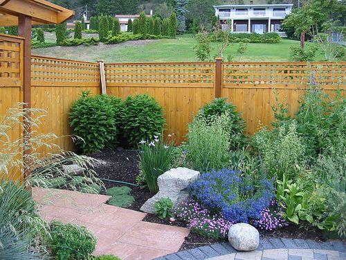 Corner Garden Corner Landscaping Garden Design Corner Garden