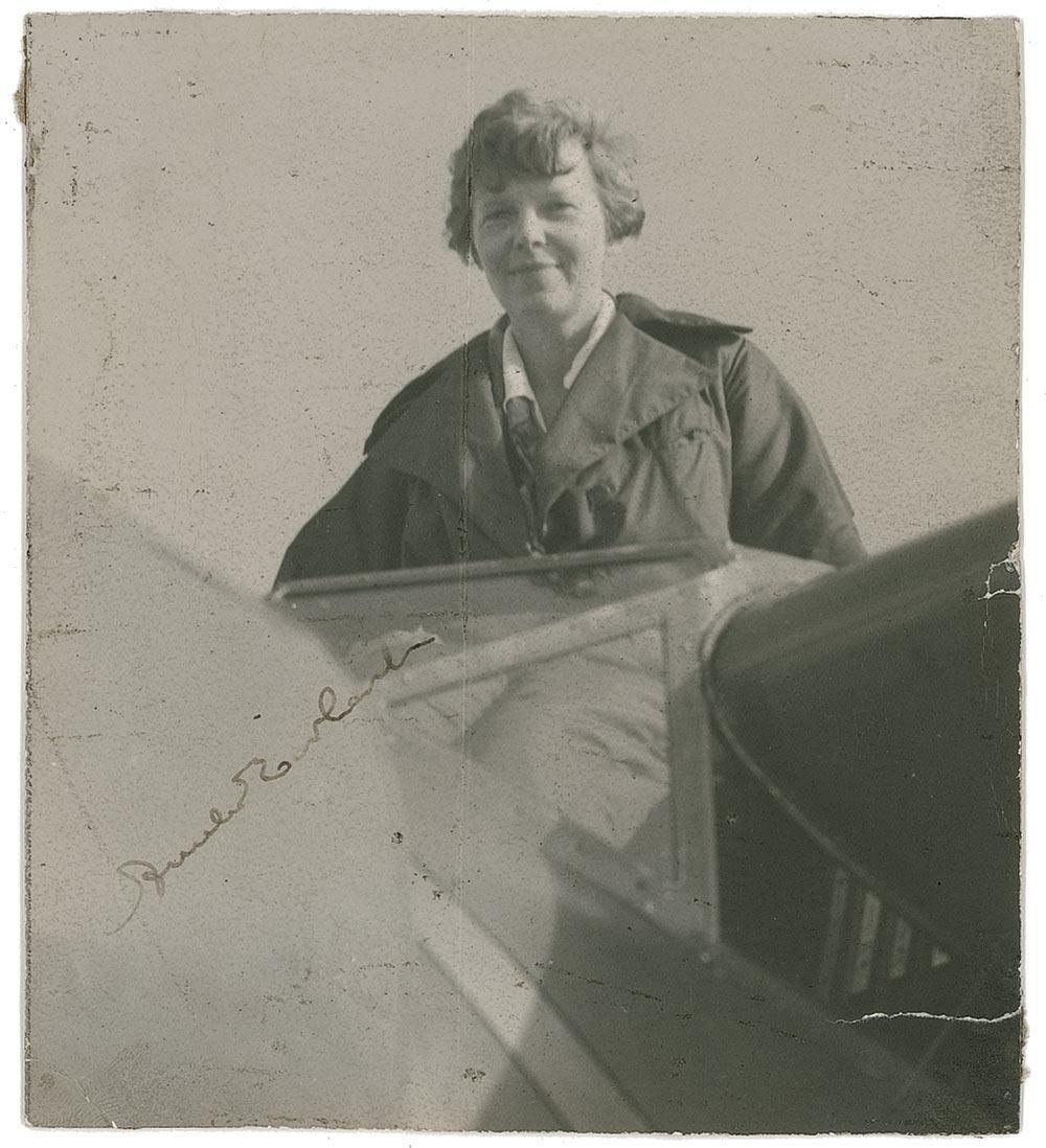 amelia earhart schools she attended - HD1000×1098