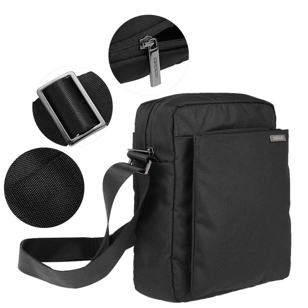 OSOCE Waterproof Shoulder Messenger Bag for 7.9 Inch iPad
