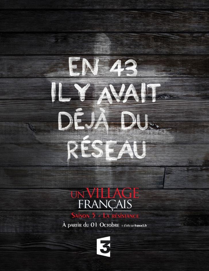 Annonceur France 3 et Agence Australie2 Village francais