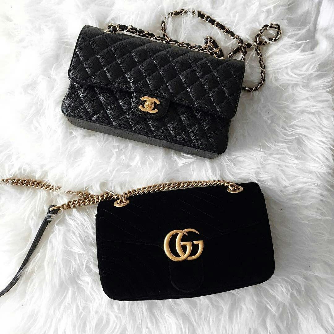 710241d6699 Classic black Gucci bags.  gucci  bag