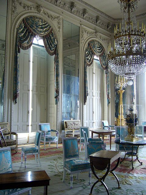 The Grand Trianon (the get-away)