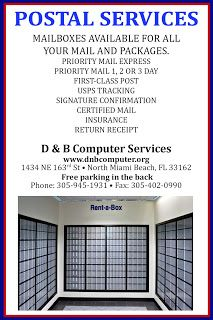 There Is An Approved Shipper For The United States Postal Service Located In North Miami Beach We Offer Easy Access To Computer Service Computer Best Computer