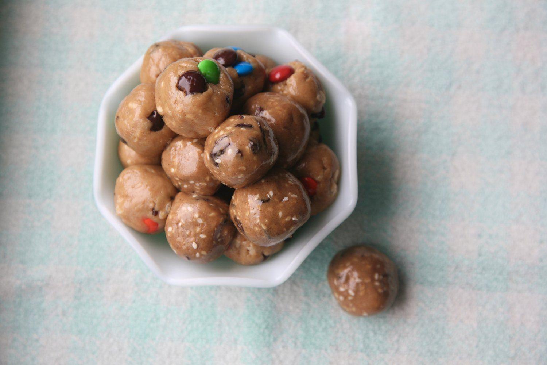 Lark & Clean Power Bites — LARK | Food processor recipes ...