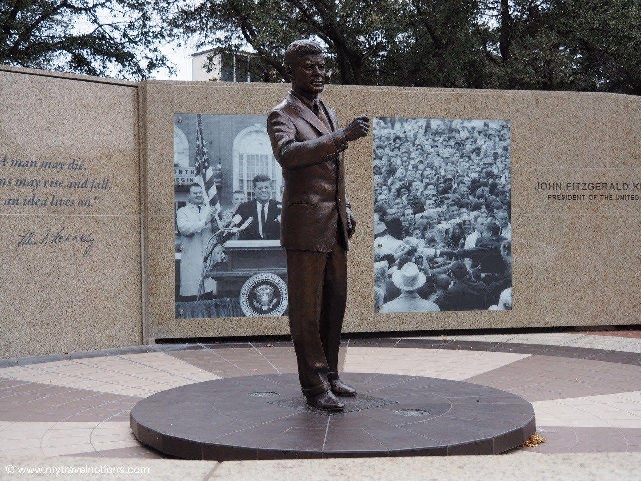 Backyard Traveler: Downtown Fort Worth's Sundance Square ...