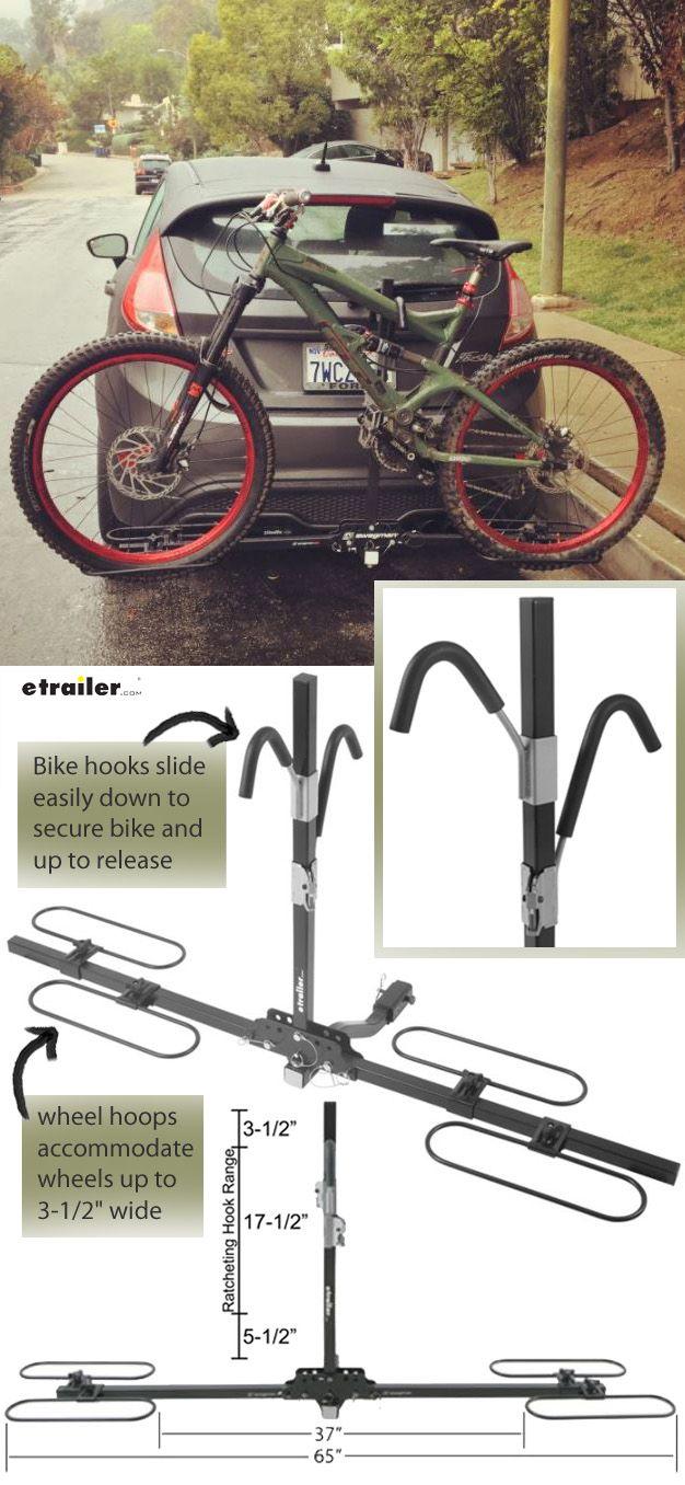 Swagman Xc 2 Bike Rack Platform Style For 1 1 4 And 2 Trailer Hitches Swagman Hitch Bike Racks S64 Hitch Bike Rack Car Bike Rack Bicycle Rack
