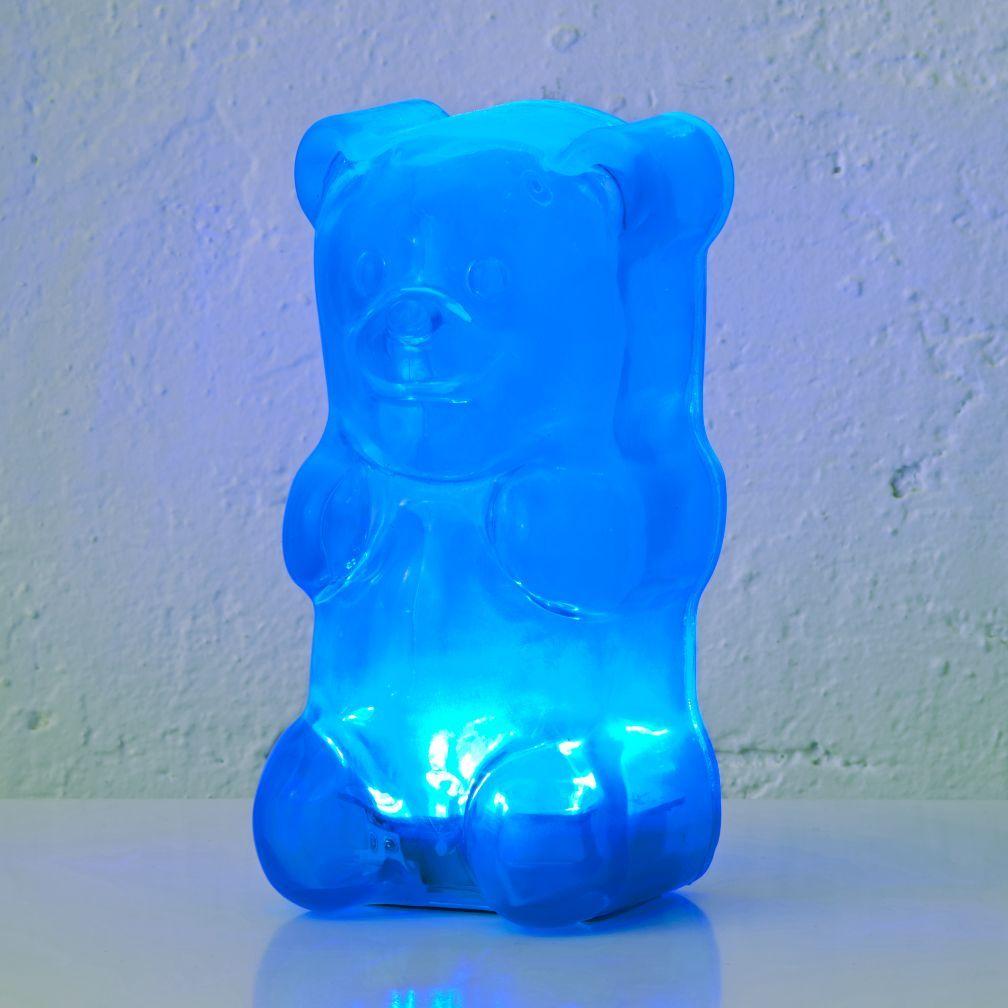 gummy bear night light blue the land of nod bedroom ideas