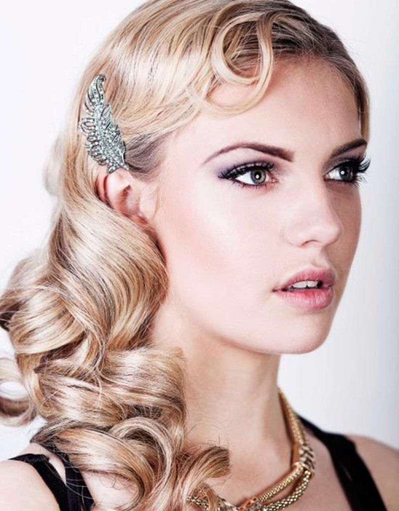 Vintage Hairstyles For Medium Hair Edgy Medium Hair Styles Vintage Hairstyles Roaring 20s Hairstyles