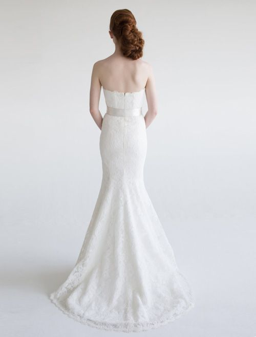 Sonja l ARIA BRIDES Los Angeles | Trumpets, Strapless wedding ...