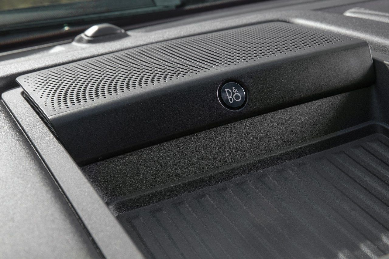 B Amp O Play Premium Audio System Available In The 2018 Ford F
