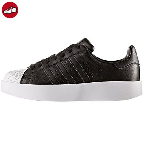 adidas superstar black damen