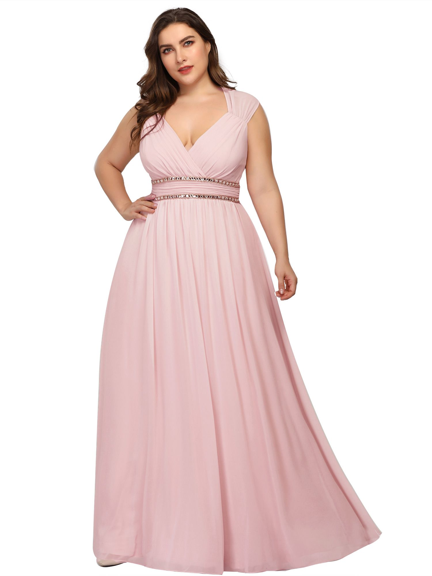 Ever Pretty Ever Pretty Womens Plus Size Empire Waist Long Evening Military Ball Gowns For Women 86973 Pink Us20 Walmart Com In 2020 Military Ball Gowns Bridesmaid Dresses Plus Size Pink Bridesmaid Dresses [ 2000 x 1500 Pixel ]