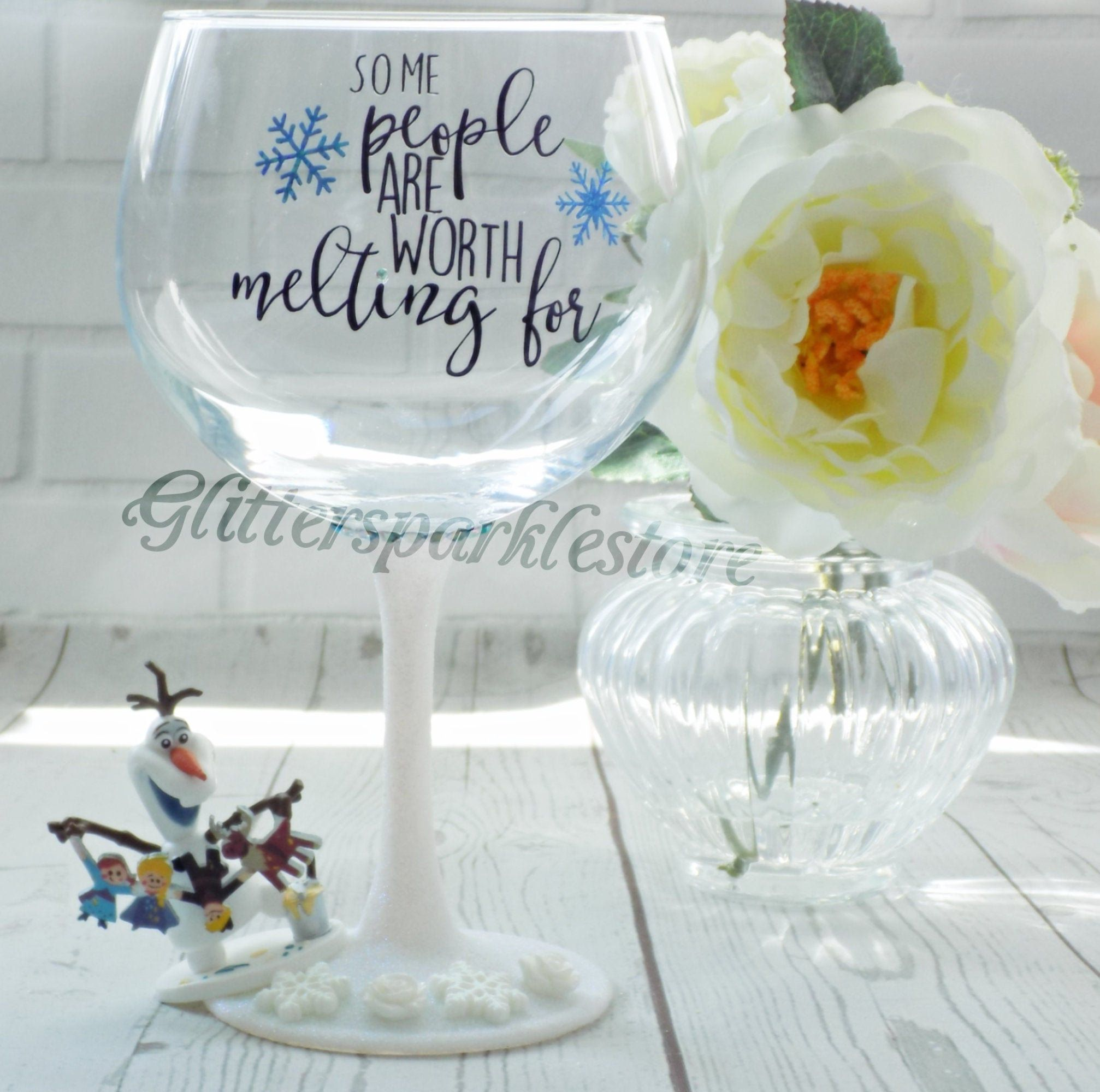 Disney Gin Glass, Christmas Gifts For Her