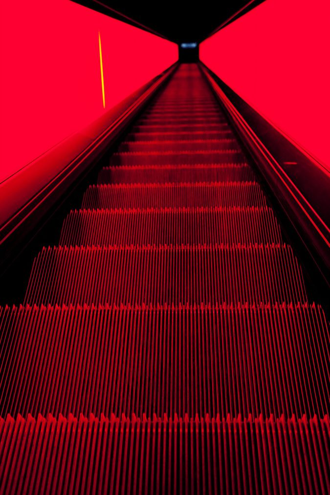 Aesthetic Pictures Red And Black