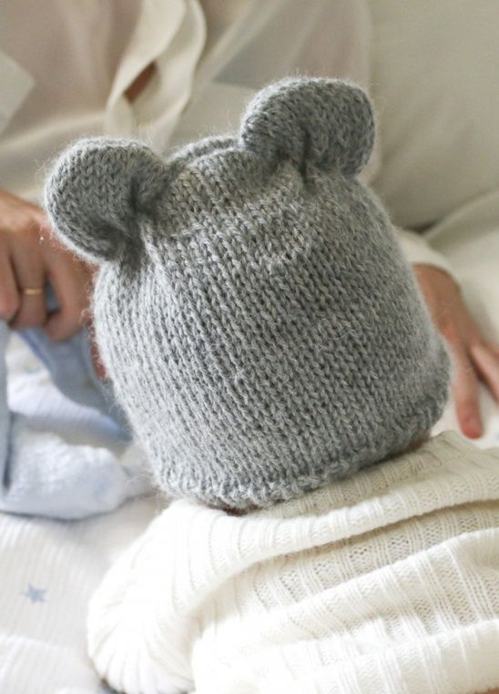 b9ef78789a2 Loris Beanie with the cutest ears by WE ARE KNITTERS!