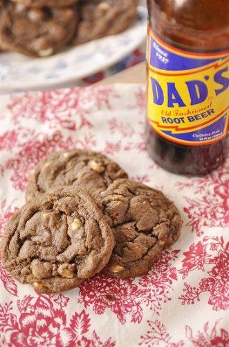 """""""Dad's"""" Root Beer Cookies"""