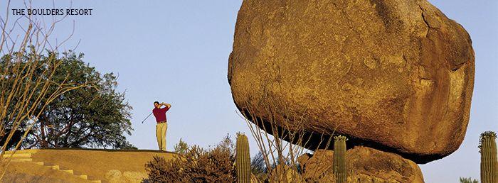 The Boulders Resort - Gendron Golf