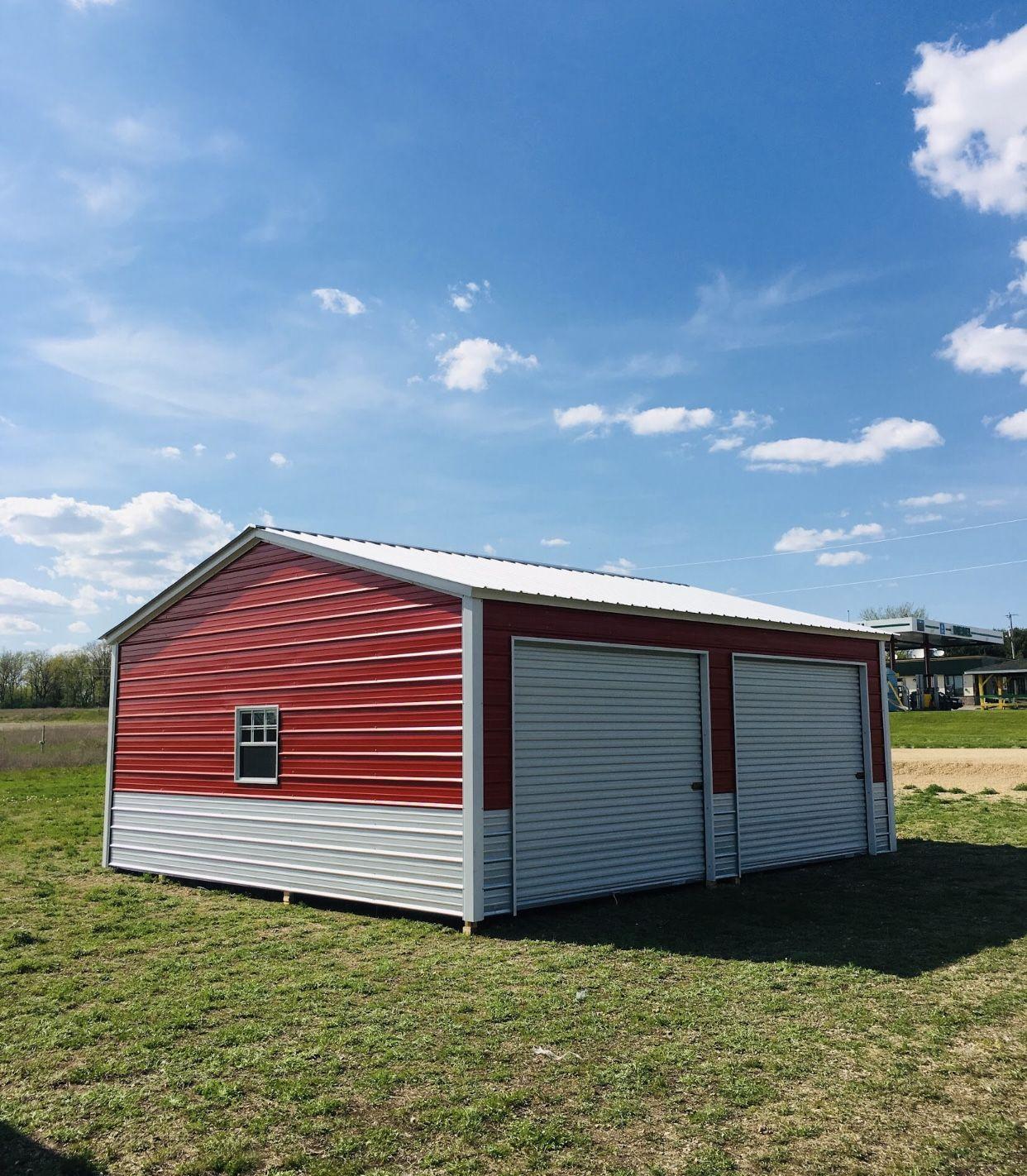 Dealers Michigan Metal Carports, Garages, Barns