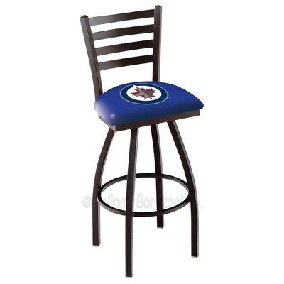 Awesome Holland Bar Stool Nhl Swivel Bar Stool Nhl Team Winnipeg Cjindustries Chair Design For Home Cjindustriesco
