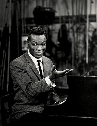 Nat King Cole by Fred Baker from Keith de Lellis Gallery