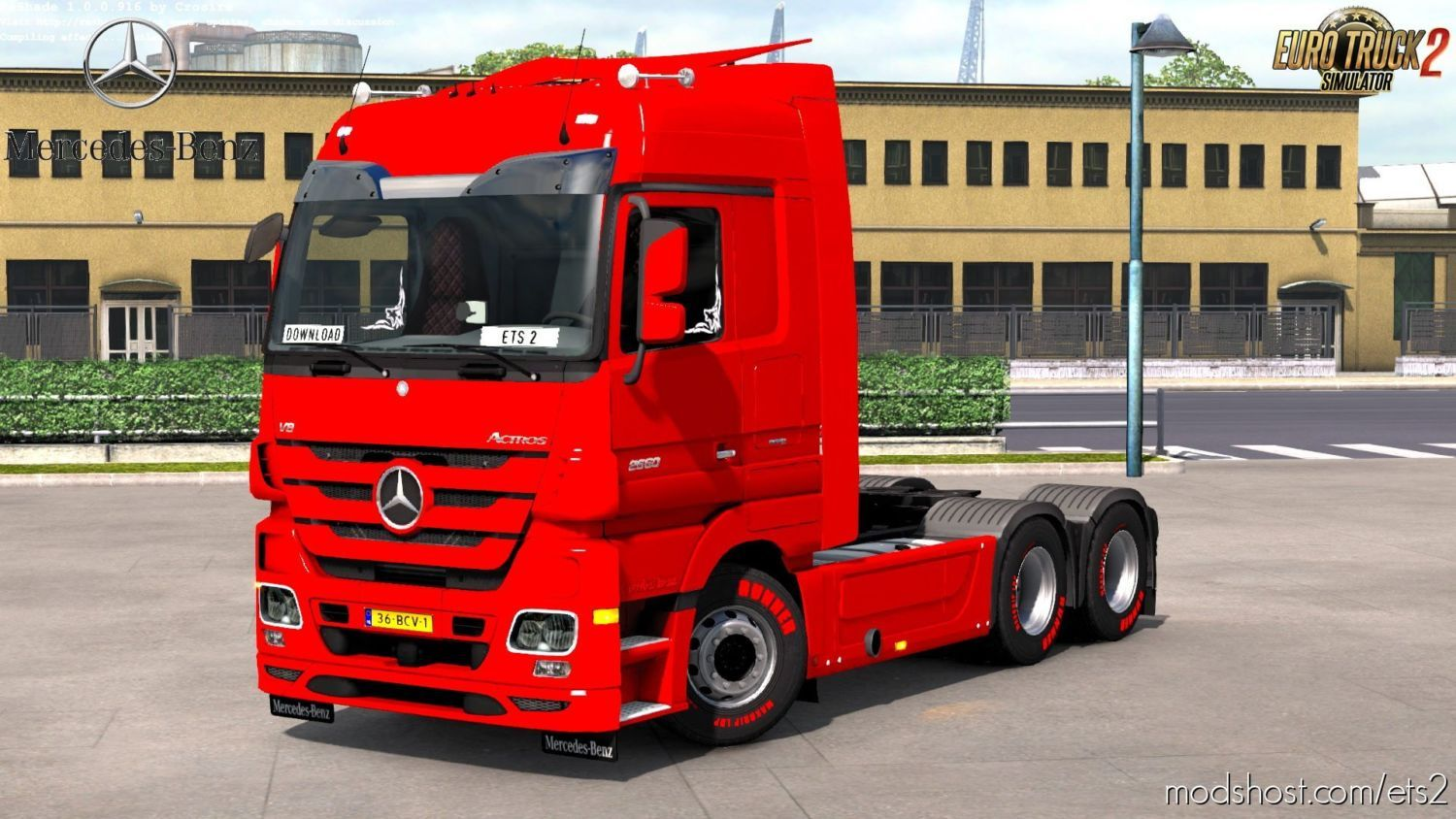 Pin On Ets 2 Mods