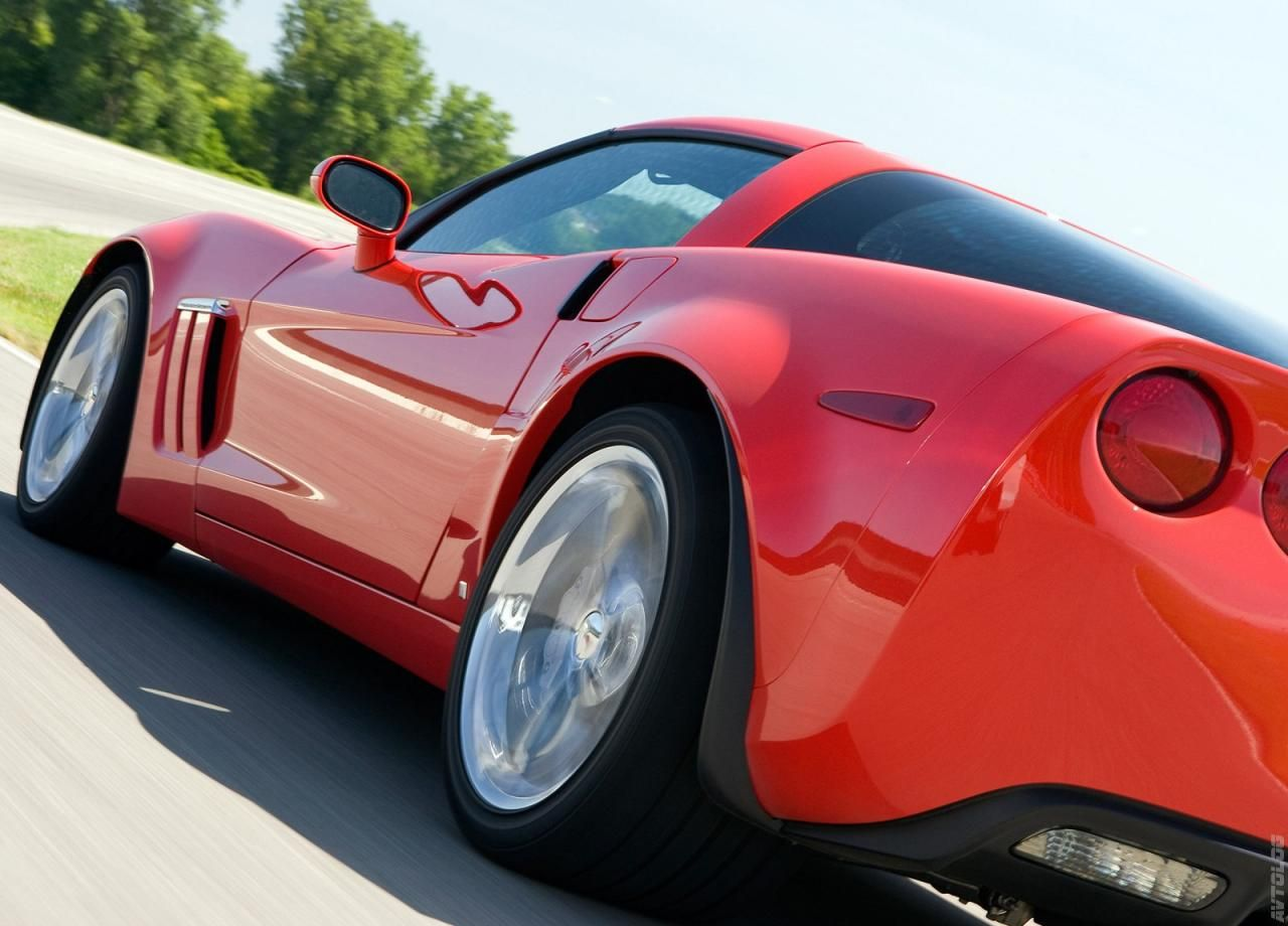 Ð¤Ð¾Ñ Ð¾Â â ºÂ 2010 Chevrolet Corvette Grand Sport Cool