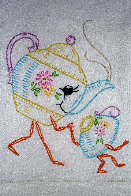 by Melys Hand-Embroidery
