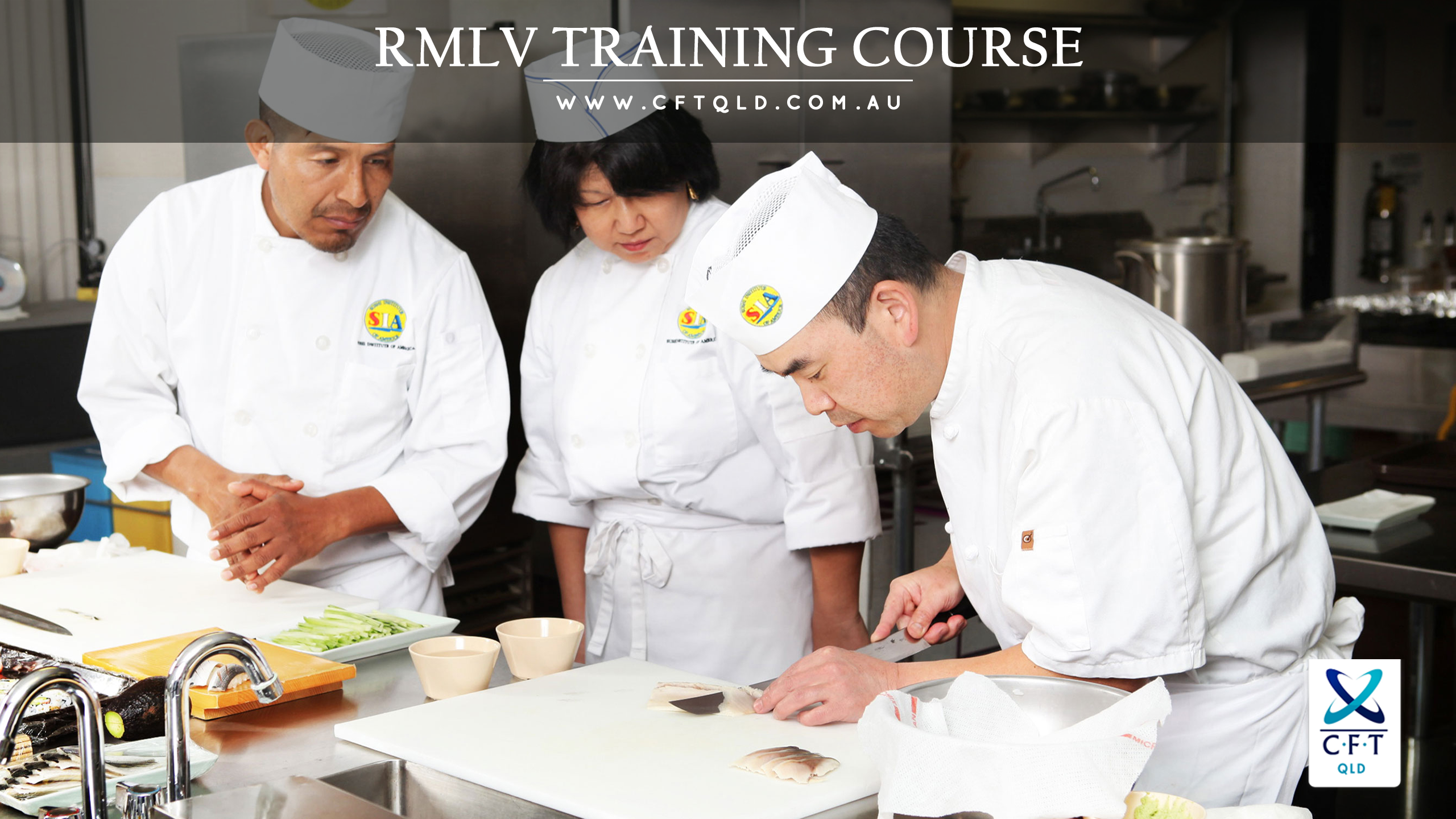 RMLV training course is offered by CFT QLD in conjunction