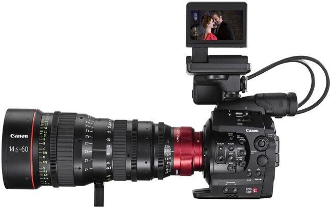Canon EOS C300 Digital Cinema Camera