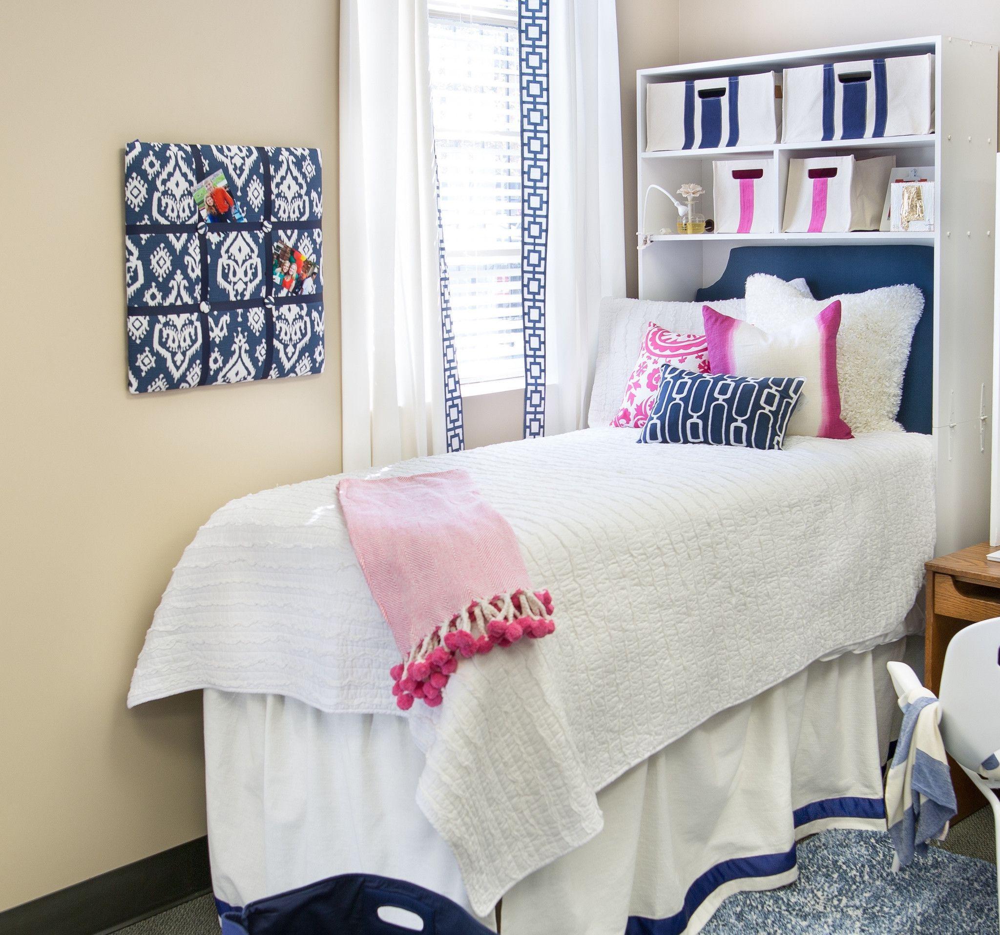Pin de fer en home pinterest decoraci n de for Habitaciones para estudiantes universitarios