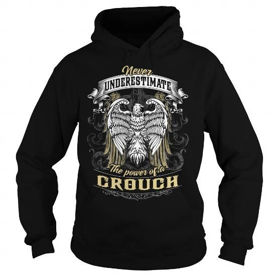 Cool CROUCH CROUCHYEAR CROUCHBIRTHDAY CROUCHHOODIE CROUCHNAME CROUCHHOODIES  TSHIRT FOR YOU T-Shirts