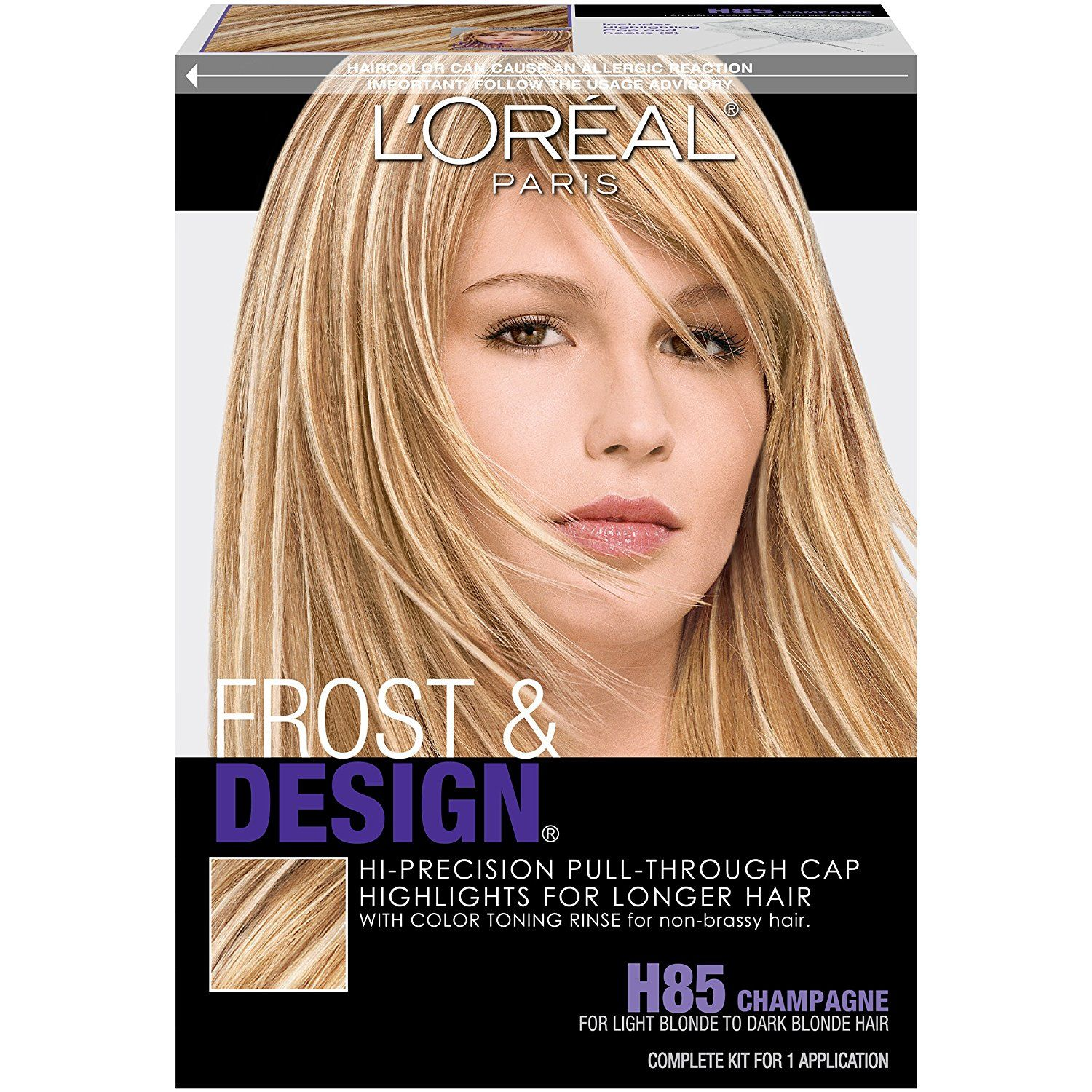 Professional Techniques Frost and Design, Champagne, 1-Count ...
