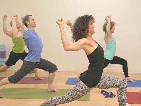 Wisdom Warriors: Becoming Real Yoga Video with Desiree Rumbaugh