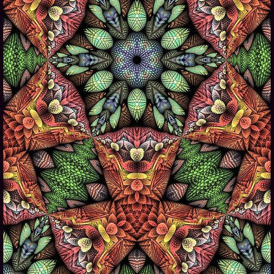 Regular 2 Art For Art Sake Fractal Art Pattern