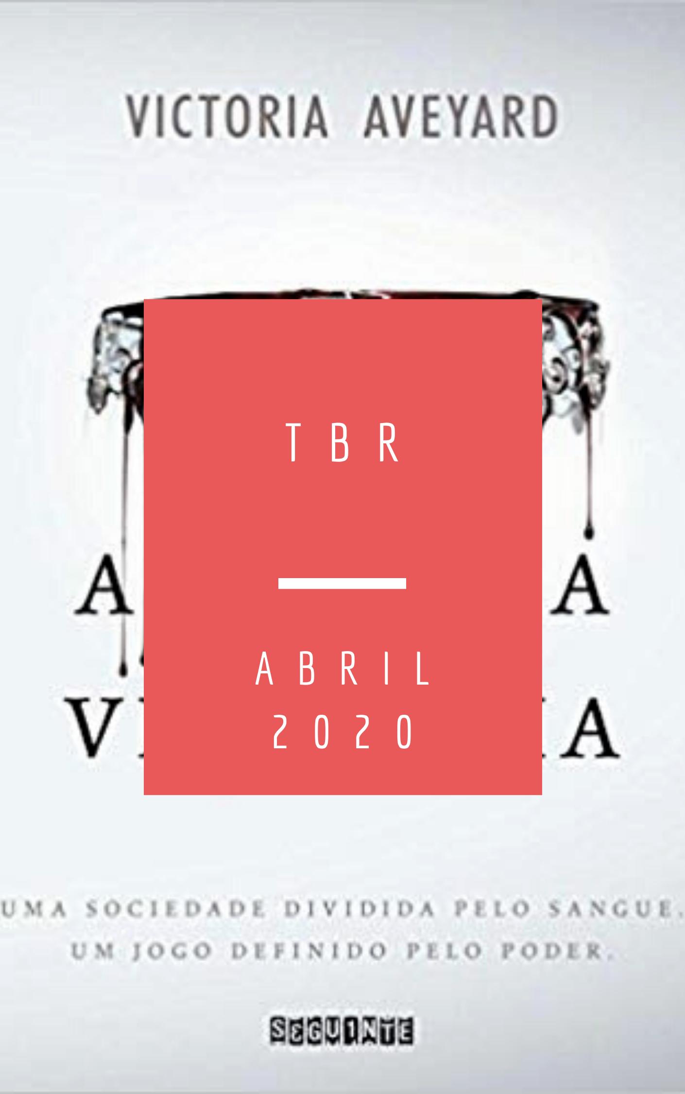 No mês de Abril eu escolhi 2 livros que eu quero muito ler, só clicar na imagem e lê a postagem.  #abril #2020 #livro #arainhavermelha #rainha #vermelha #bem #mal #escola #tbr #livros #leitura #ler #le #li #lido #lendo