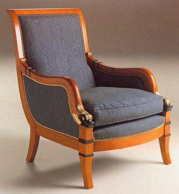 empire armchair
